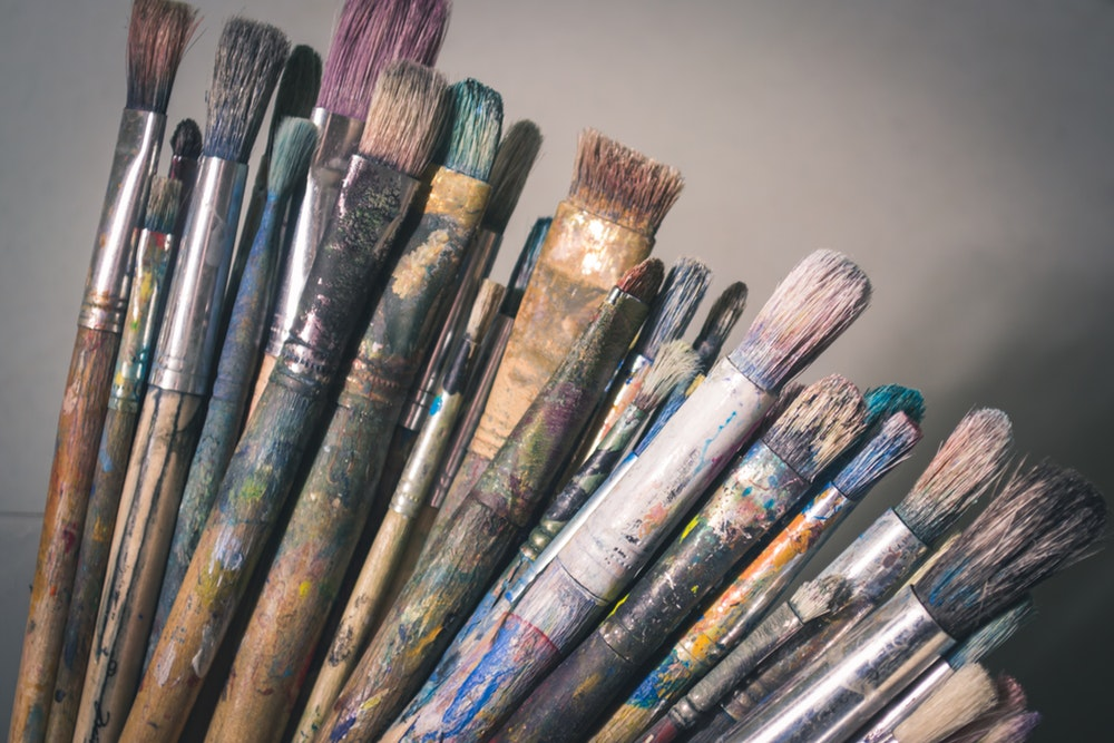 How To Choose The Perfect Paintbrush