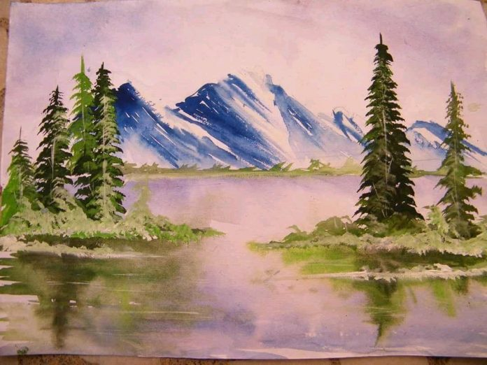 Techniques For Watercolor Painting