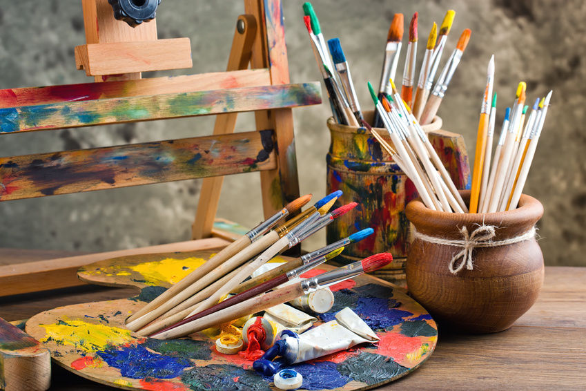 10 Best Materials For Oil Painting
