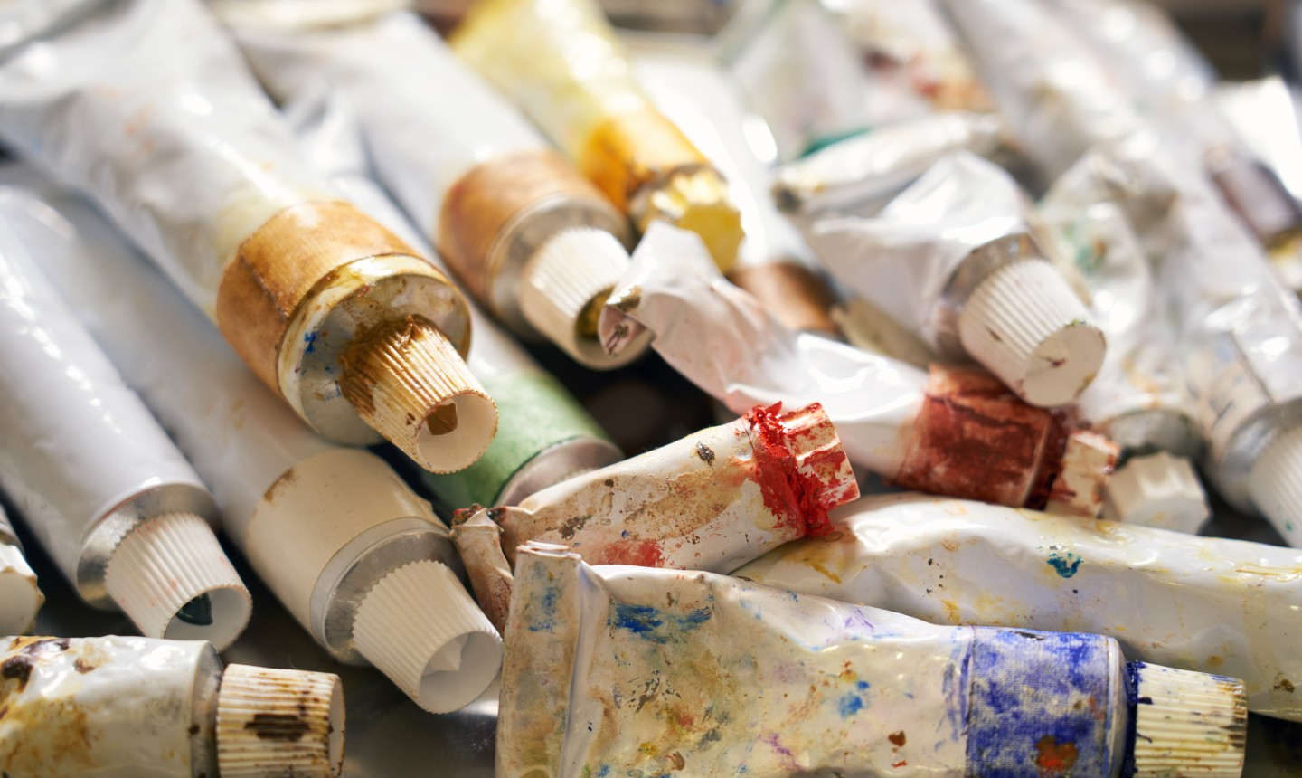 Essential Steps To Oil Painting