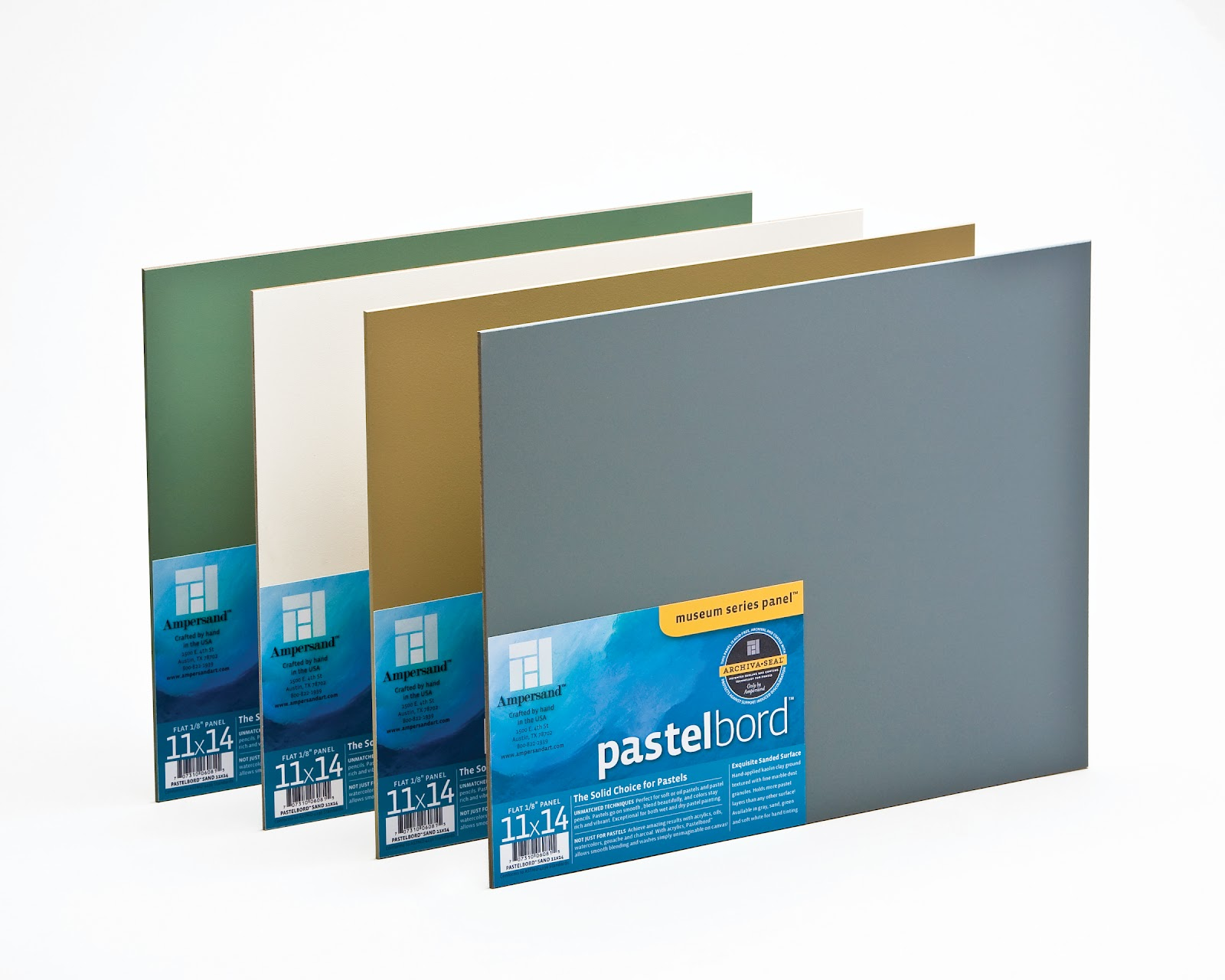 5 Essential Tools For Pastel Painting
