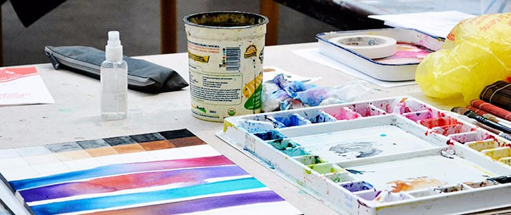 6 Life-Changing Watercolor Painting Materials