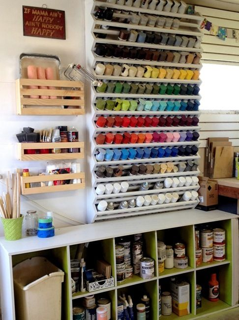 Proper Storage Of Acrylic Paints