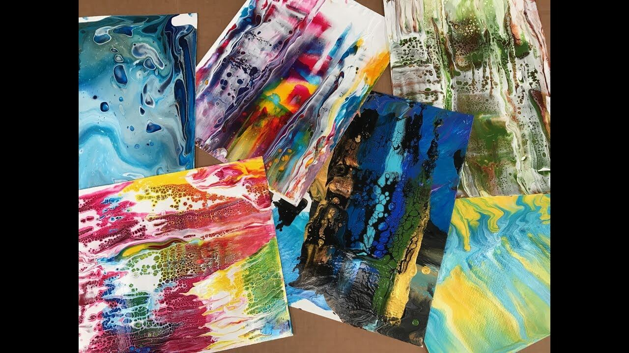 5 Advantages Of Acrylic Paints
