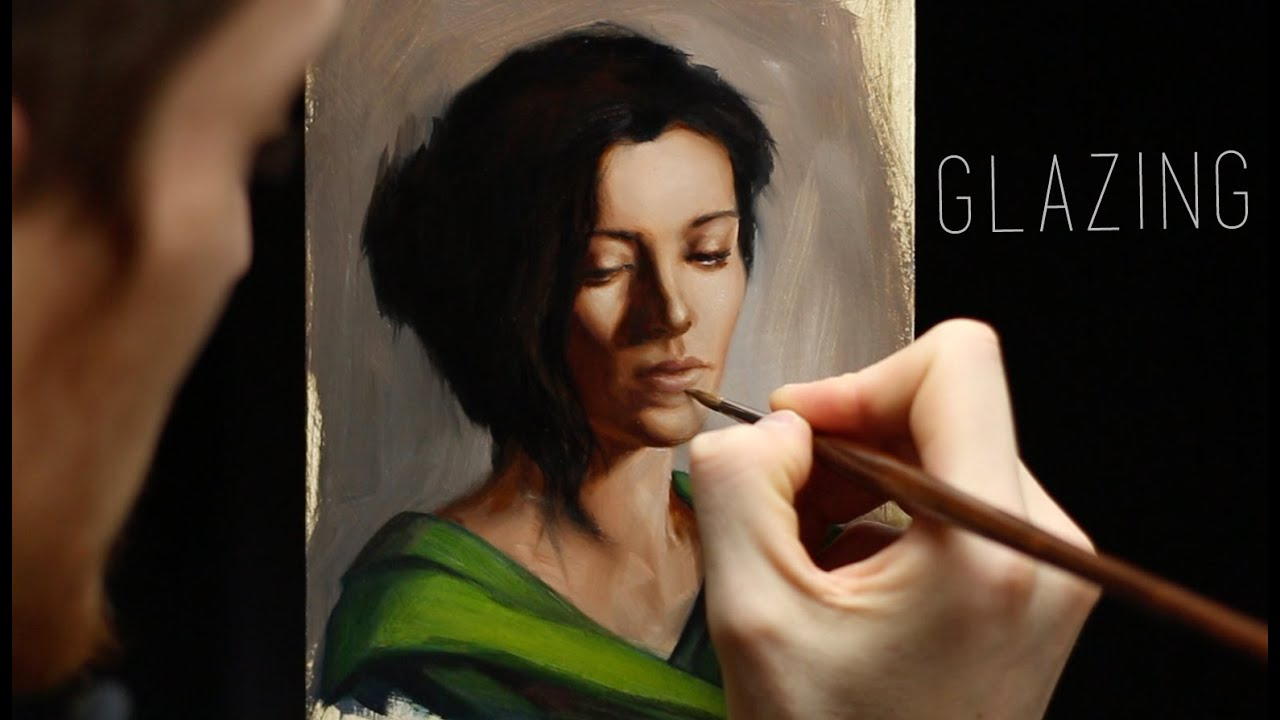 Best Tips for Glazing Acrylic Paints