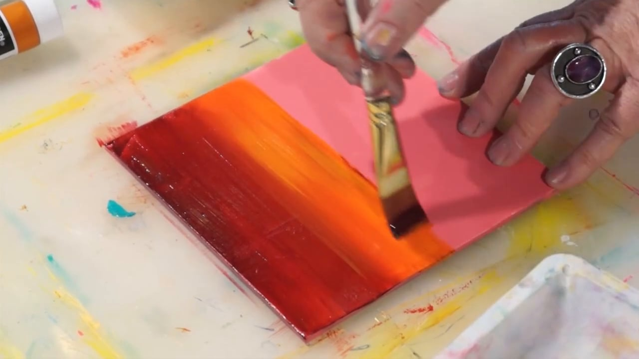 2 Secrets To Glazing Oil Paints
