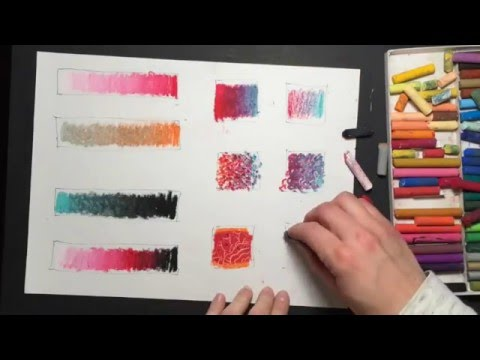 2 Facts About Oil Pastels and Oil Sticks