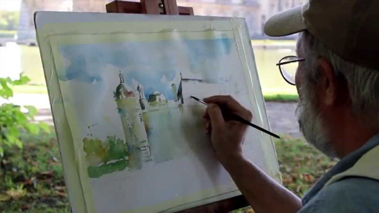 5 Hack to Plein Air Watercolor Painting Mistakes