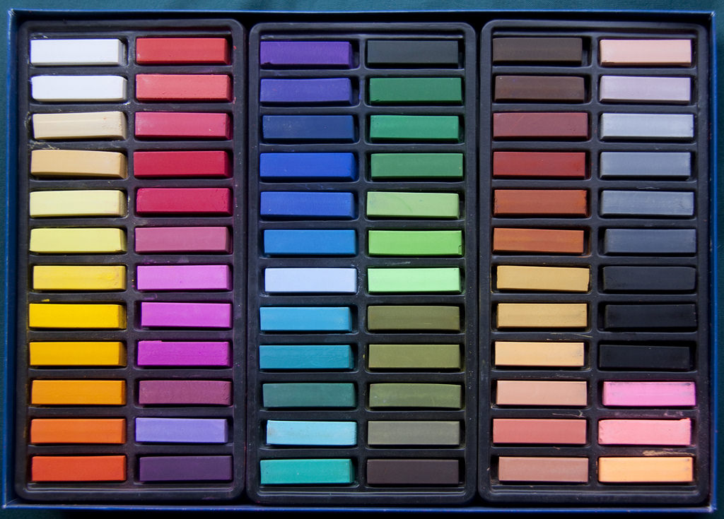 The 10 Best Colors For Pastel Painting