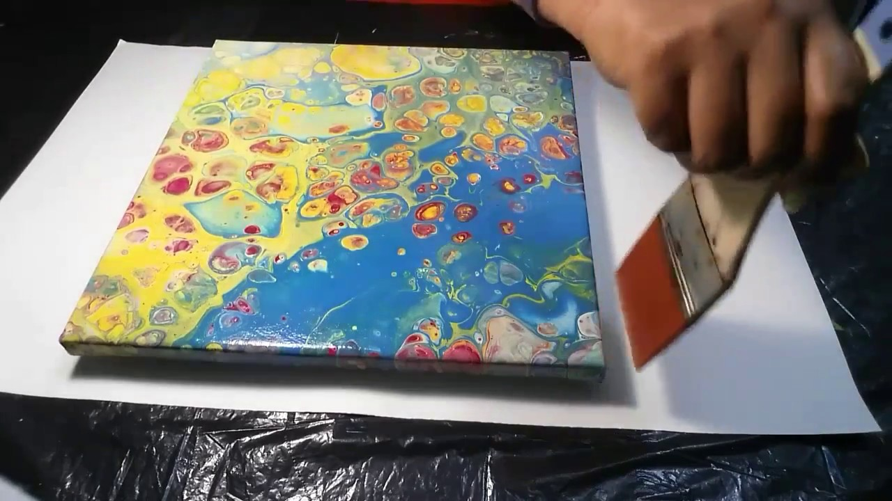 Best Reasons To Varnish Your Art Piece