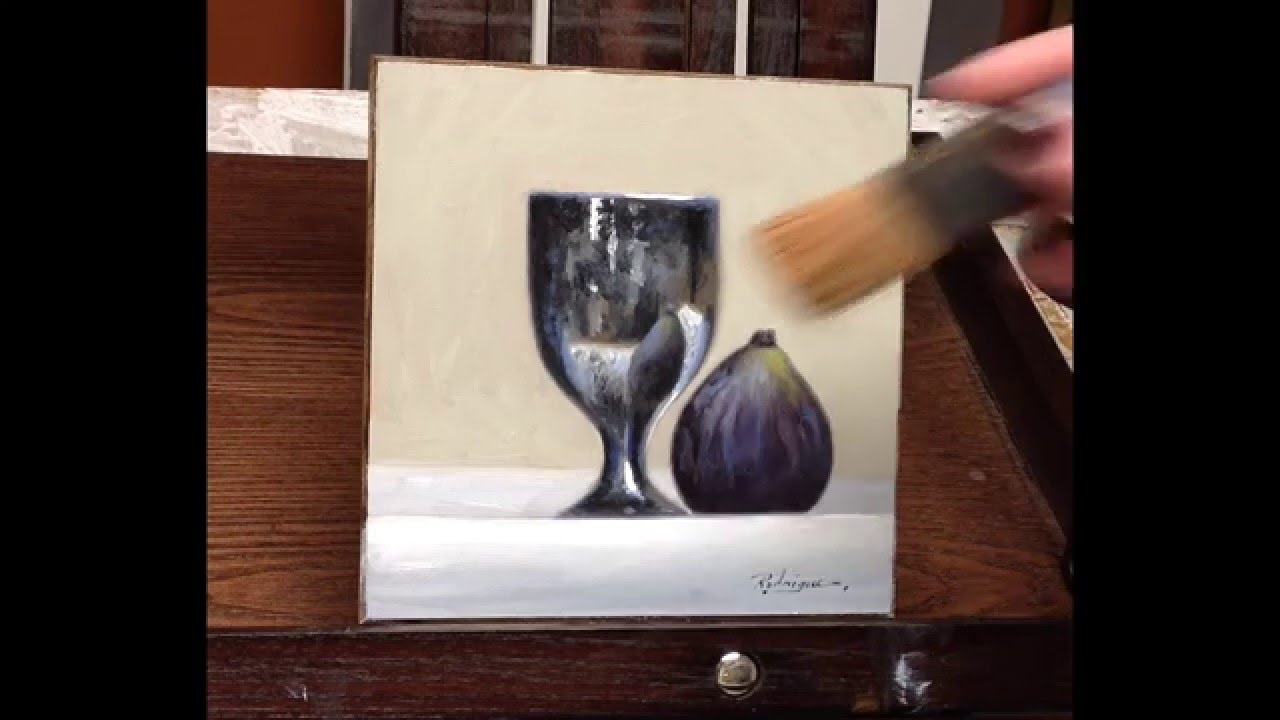 5 Easy Tips To Varnish Oil Painting