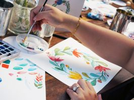 Can You Use Watercolor Paper With Acrylics?