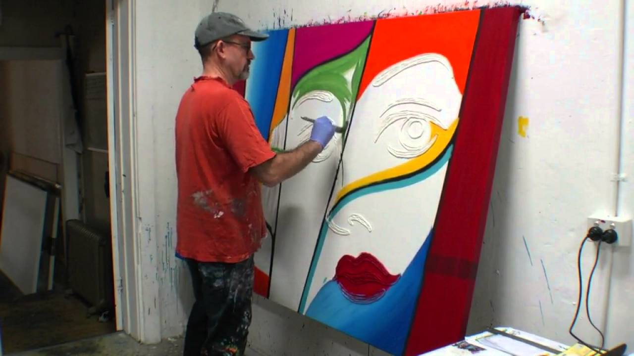 15 Abstract Painting Ideas