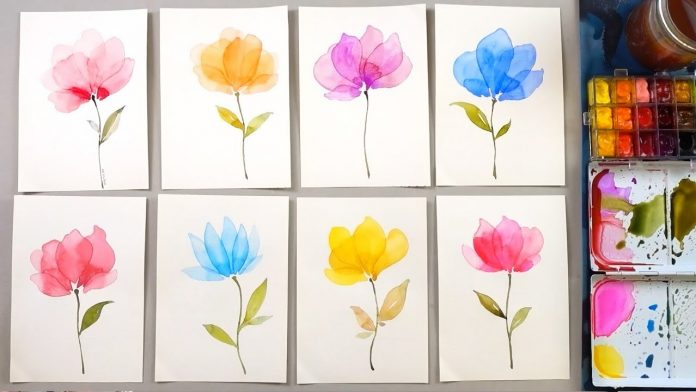 3 Easy Tips In Layering Watercolors