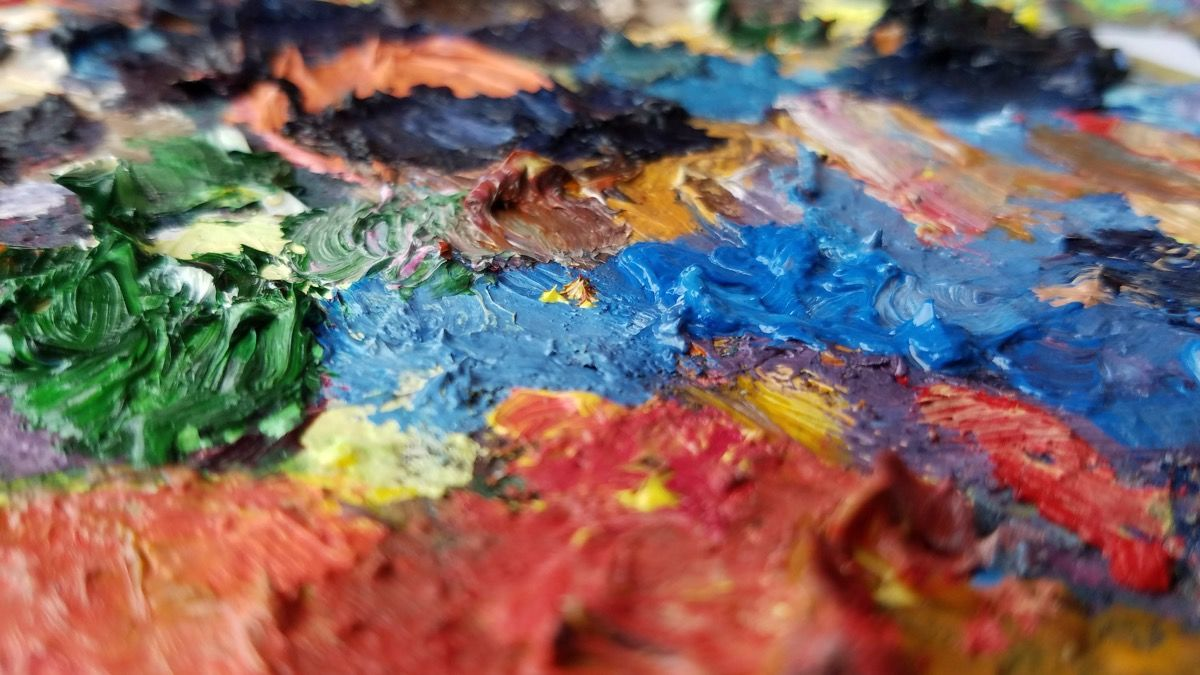 9 Steps To Still Life Painting Using Oil Paints