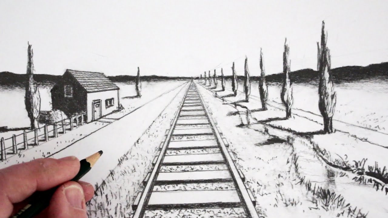 How To Learn Perspective In Art