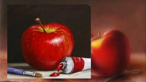 6 Steps Photorealism With Transfer Paper