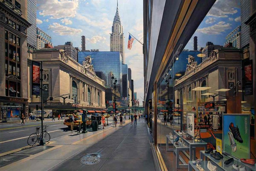 2 Best Acrylic Glazes In Photo-realistic Painting
