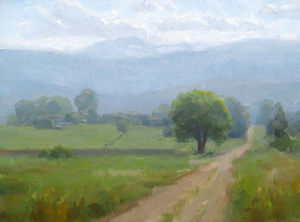 7 Secrets To A Successful Plein Air Painting