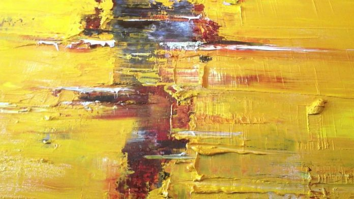 Abstract Oil Painting Tutorial