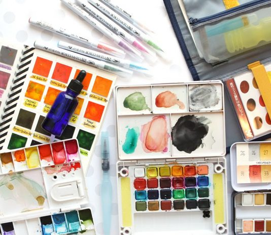 3 Fun Facts About Watercolors