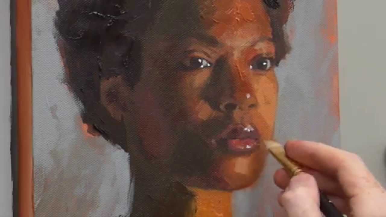 5 Successful Tips For Acrylic Portraits