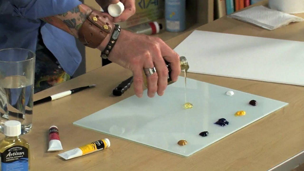 12 Great Benefits Of Water-Soluble Oil Paints