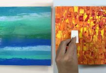 Acrylics Painting texture - 7 Helpful Facts Why You Need To Paint With Acrylics