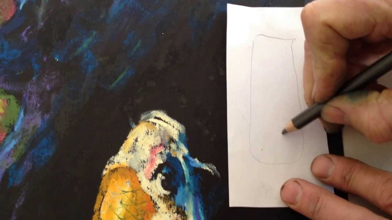 Tips for beginners - 9 Amazing Tips To Use Oil Pastels