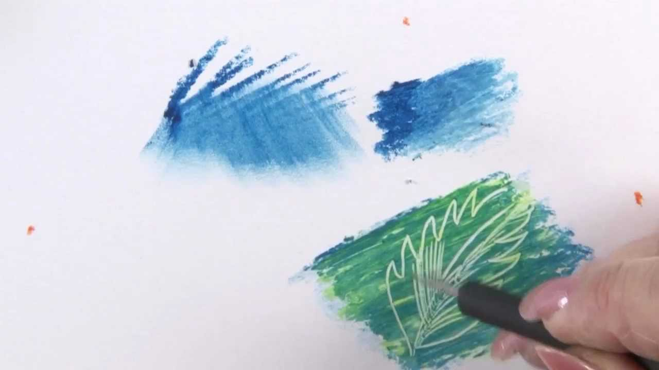 tips for you - 9 Amazing Tips To Use Oil Pastels