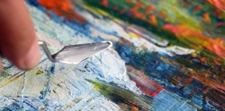 Palette knife - 15 Easy Tips To Palette Knife Painting