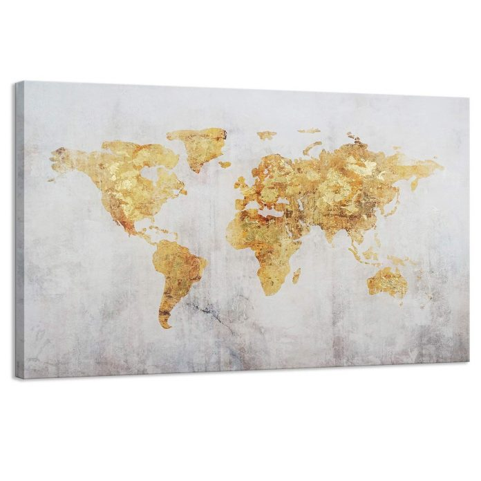 StGold Leaf On Your Acrylic Paintings