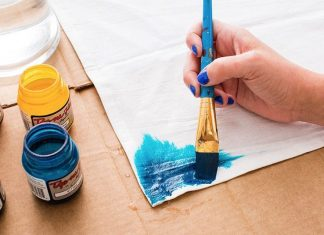 Painting texture