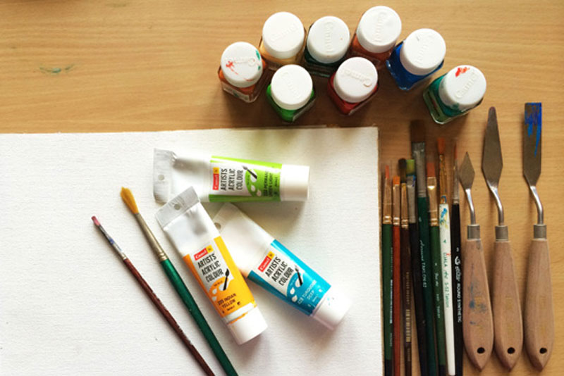 8 Easy And Helpful Tips To Enhance Your Painting Skills