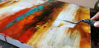 Easy Acrylic And Oil Painting Ideas