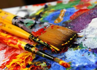 4 Painting Supplies For Beginners