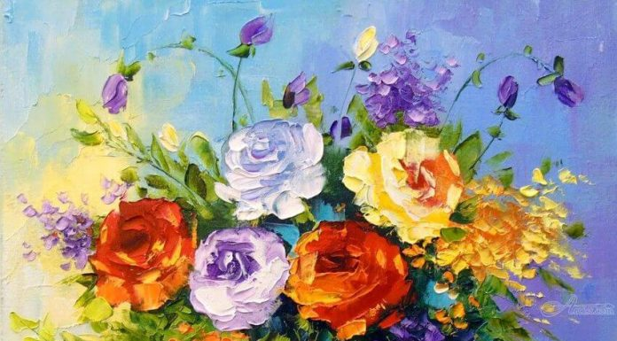 15 Tips on How To Paint Flowers