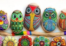 Arts-and-Crafts-Rock-Painting
