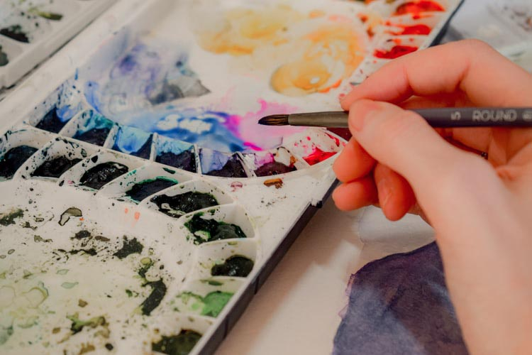 Most Famous Watercolor Artists