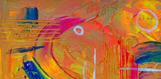 How To Paint An Abstract Painting